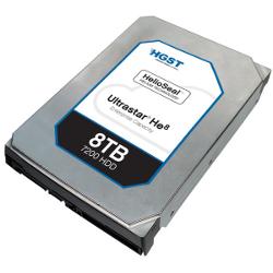 Foto Hard disk interno Ultrastar he8 8tb 3.5in HGST