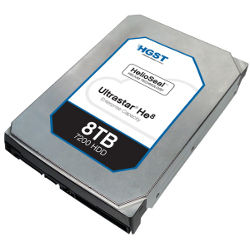 Hard disk interno HGST - Ultrastar he8 8tb 3.5in