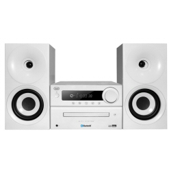 Micro Hi-Fi Trevi - HCX 1080 BT White