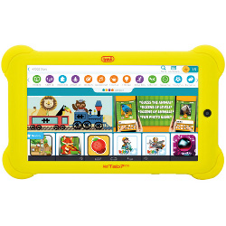 Tablette tactile Trevi KidTab 7 C16 - Tablette - Android 4.4 (KitKat) - 8 Go - 7