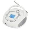Boombox Trevi - KB 508 USB Bianco