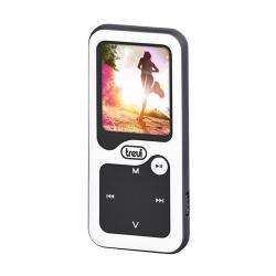Lettore MP3 Trevi - MPV1780 SB 8GB contapassi Bianco-Nero BT