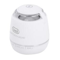 haut-parleur sans fil Trevi XP 71 BT - Haut-parleur - pour utilisation mobile - sans fil - 3 Watt - blanc