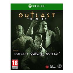 Videogioco Warner bros - Outlast Trinity Xbox One