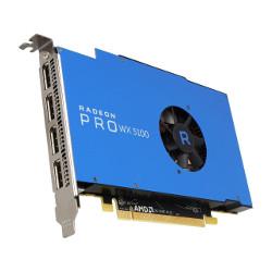 Scheda video Radeon pro wx 5100 8gb