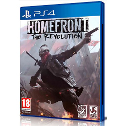 Videogioco Bethesda - Ps4 homefront the revolution d1 ed