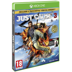 Videogioco Koch Media - Just cause 3 Xbox one