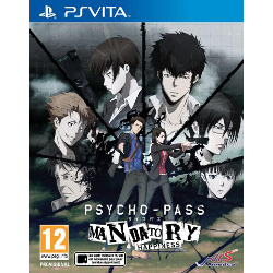 Videogioco Koch Media - Psycho-pass mandatory happiness