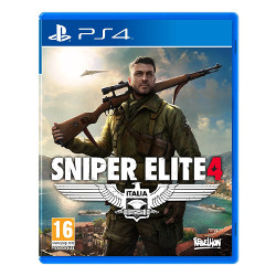 Videogioco Koch Media - SNIPER ELITE 4 Lim. Edition - PS4