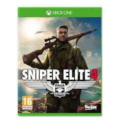 Videogioco Koch Media - SNIPER ELITE 4 Lim. Edition - Xbox One