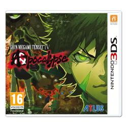 Videogioco Koch Media - Shin megami tensei 4 apocalypse  Nintendo  3ds