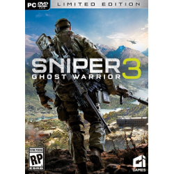 Videogioco Koch Media - Sniper Ghost Warrior 3 Limited Ed. - PC