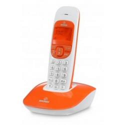 Téléphone fixe Brondi NICE - Téléphone sans fil avec ID d'appelant - DECT\GAP