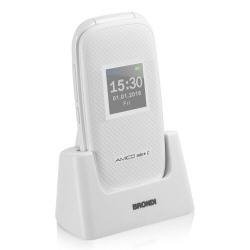 Telefono cellulare Brondi - Amico Mio+ C Bianco