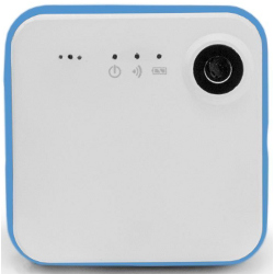 Action cam ION - Snapcam white 720p