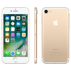 Foto Smartphone iPhone 7 128Gb Gold Apple