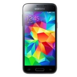 "Smartphone Samsung Galaxy S5 Mini - SM-G800F - smartphone - 4G LTE - 16 Go - microSDXC slot - GSM - 4.5"" - 1 280 x 720 pixels - Super AMOLED - 8 MP - Android - noir charbon"