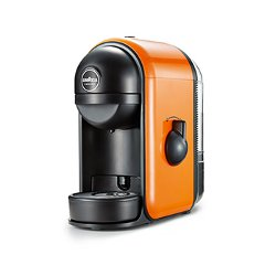 Expresso et cafetière Lavazza A Modo Mio MINÙ - Machine multi-boissons - 15 bar - orange