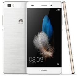"""Smartphone Huawei P8lite - Smartphone - 4G LTE - 16 Go - microSD slot - GSM - 5"""" - 1 280 x 720 pixels - IPS - 13 MP (caméra avant de 5 mégapixels) - Android - Vodafone - blanc"""