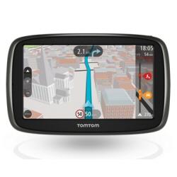 Navigateur satellitaire TomTom GO 51 - Navigateur GPS - automobile 5 po grand écran