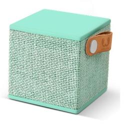 Speaker Wireless Bluetooth Rockbox Cube Fabriq Edition Peppermint
