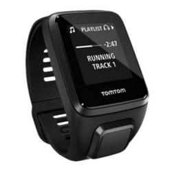 Sportwatch TomTom Spark 3 Cardio + Music - Montre GPS - cycle, Course à pied, natation - Taille de bracelet 125-172 mm