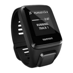 Sportwatch Tom Tom - SPARK 3 CARD-MUS Bluetooth BLACK L