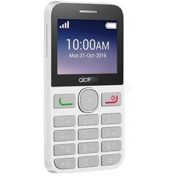 Telefono cellulare Alcatel - One Touch 2008G White