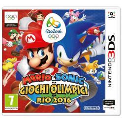 Videogioco Nintendo - 3DS Mario e Sonic Giochi Olimpici