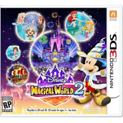 Videogioco Nintendo - Disney magical world