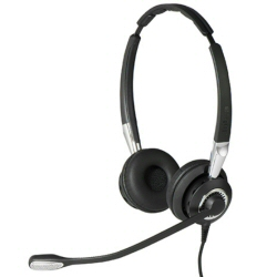 Jabra BIZ 2400 II Duo USB MS BT - Casque - sur-oreille - convertible - sans fil - Bluetooth