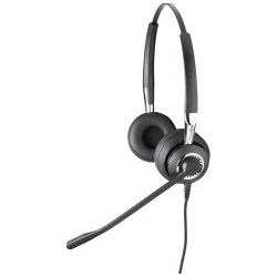 Jabra BIZ 2400 II USB DUO BT - Casque - sur-oreille - convertible - sans fil - Bluetooth