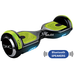 Hoverboard DOC HOVERBOARD PLUS BLACK 6.5