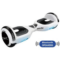 Hoverboard DOC HOVERBOARD PLUS WHITE 6.5