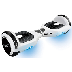 Hoverboard DOC HOVERBOARD WHITE 6.5