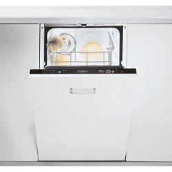 Lave-vaisselle Candy CDI 9P 45 - Lave-vaisselle - int�grable - Niche - largeur : 45 cm - profondeur : 60 cm - hauteur : 82 cm