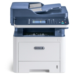 Imprimante laser multifonction Xerox WorkCentre 3335V_DNI - Imprimante multifonctions - Noir et blanc - laser - Legal (216 x 356 mm) (original) - Legal (support) - jusqu'à 33 ppm (impression) - 300 feuilles - USB, LAN, Wi-Fi