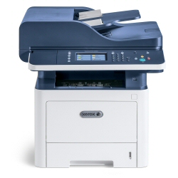 Imprimante laser multifonction Xerox WorkCentre 3345V/DNI - Imprimante multifonctions - Noir et blanc - laser - Legal (216 x 356 mm) (original) - Legal (support) - jusqu'à 40 ppm (impression) - 300 feuilles - USB, LAN, Wi-Fi