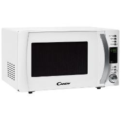 Micro ondes Candy CMXG20DW - Four micro-ondes grill - pose libre - 20 litres - 700 Watt - blanc