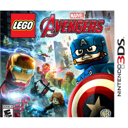 Videogioco Warner bros - LEGO Marvel's Avengers DS3