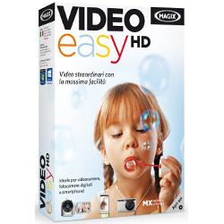 Logiciel MAGIX Video Easy - (v. 6) - ensemble de boîtes - 1 utilisateur - DVD - Win