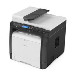 Imprimante laser multifonction Ricoh SP 325SFNw - Imprimante multifonctions - Noir et blanc - laser - A4 (210 x 297 mm), Legal (216 x 356 mm) (original) - A4/Legal (support) - jusqu'à 30 ppm (copie) - jusqu'à 30 ppm (impression) - 300 feuilles - 33.6 Kbits/s - USB 2.0, LAN, Wi-Fi, NFC
