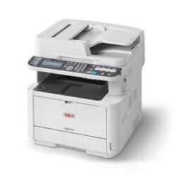 Imprimante laser multifonction OKI MB472dnw - Imprimante multifonctions - Noir et blanc - LED - A4 (210 x 297 mm) (original) - A4 (support) - jusqu'à 33 ppm (copie) - jusqu'à 33 ppm (impression) - 350 feuilles - 33.6 Kbits/s - USB 2.0, Gigabit LAN, Wi-Fi(n), hôte USB
