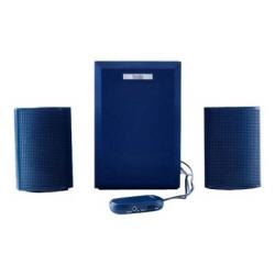 Enceinte PC Hercules 2.1 20 - Système de haut-parleur - pour PC - Canal 2.1 - 9 Watt (Totale)