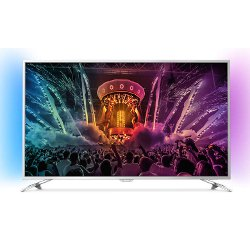 "TV LED Philips 49PUT6401 - 49"" Classe - 6400 Series TV LED - Smart TV - 4K UHD (2160p) - Micro Dimming Pro"