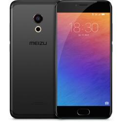 "Smartphone Meizu Pro 6 - Smartphone - double SIM - 4G LTE - 32 Go - TD-SCDMA / UMTS / GSM - 5.2"" - 1 920 x 1 080 pixels (423.6 ppi) - Super AMOLED - 21,16 MP (caméra avant de 5 mégapixels) - Android - gris"