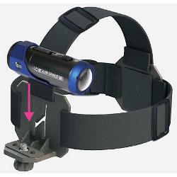 ION - Goggle head strap