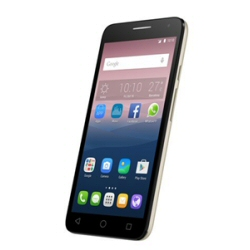 Smartphone Alcatel One Touch POP 3 5025D - Smartphone - double SIM - 3G - 8 Go - microSDHC slot - GSM - 5.5