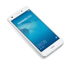 """Smartphone Huawei GT3 - Smartphone - double SIM - 4G LTE - 16 Go - microSDXC slot - GSM - 5.2"""" - 1 920 x 1 080 pixels - IPS - 13 MP (caméra avant de 8 mégapixels) - Android - argenté(e)"""