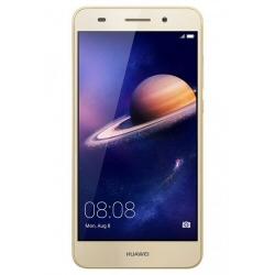 "Smartphone Huawei Y6II - Smartphone - double SIM - 4G LTE - 16 Go - microSDXC slot - GSM - 5.5"" - 1 280 x 720 pixels - IPS - 13 MP (caméra avant de 8 mégapixels) - Android - or"